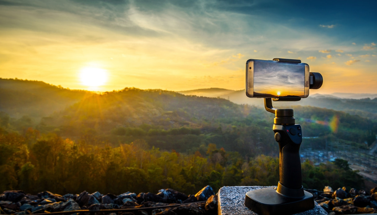 Panorama con fotocamera