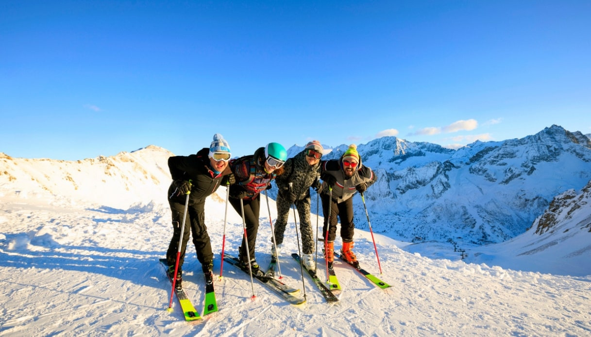 Ski safari, che cos'è e dove praticarlo in Italia