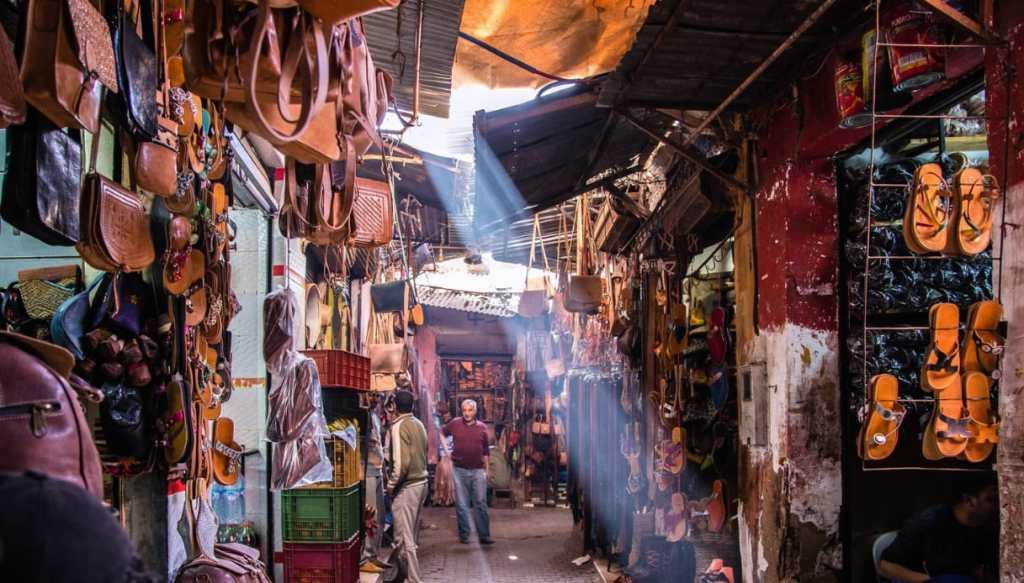 Suq Marocco