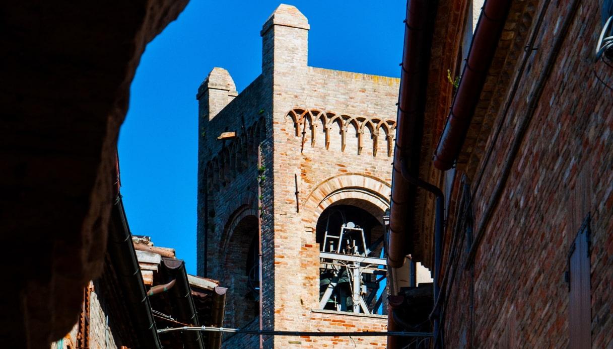 Torre Campanaria Montefabbri