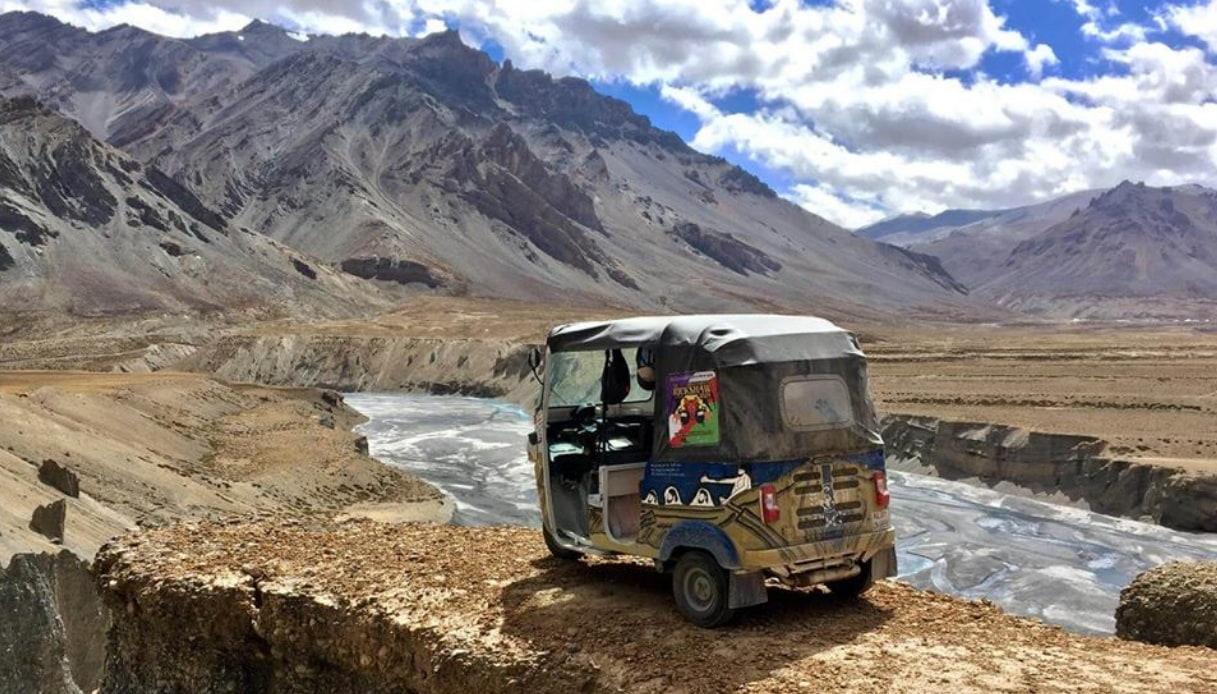 Tour Himalaya in risciò
