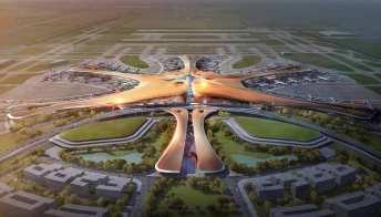 Pechino avrà l'aeroporto più grande del mondo