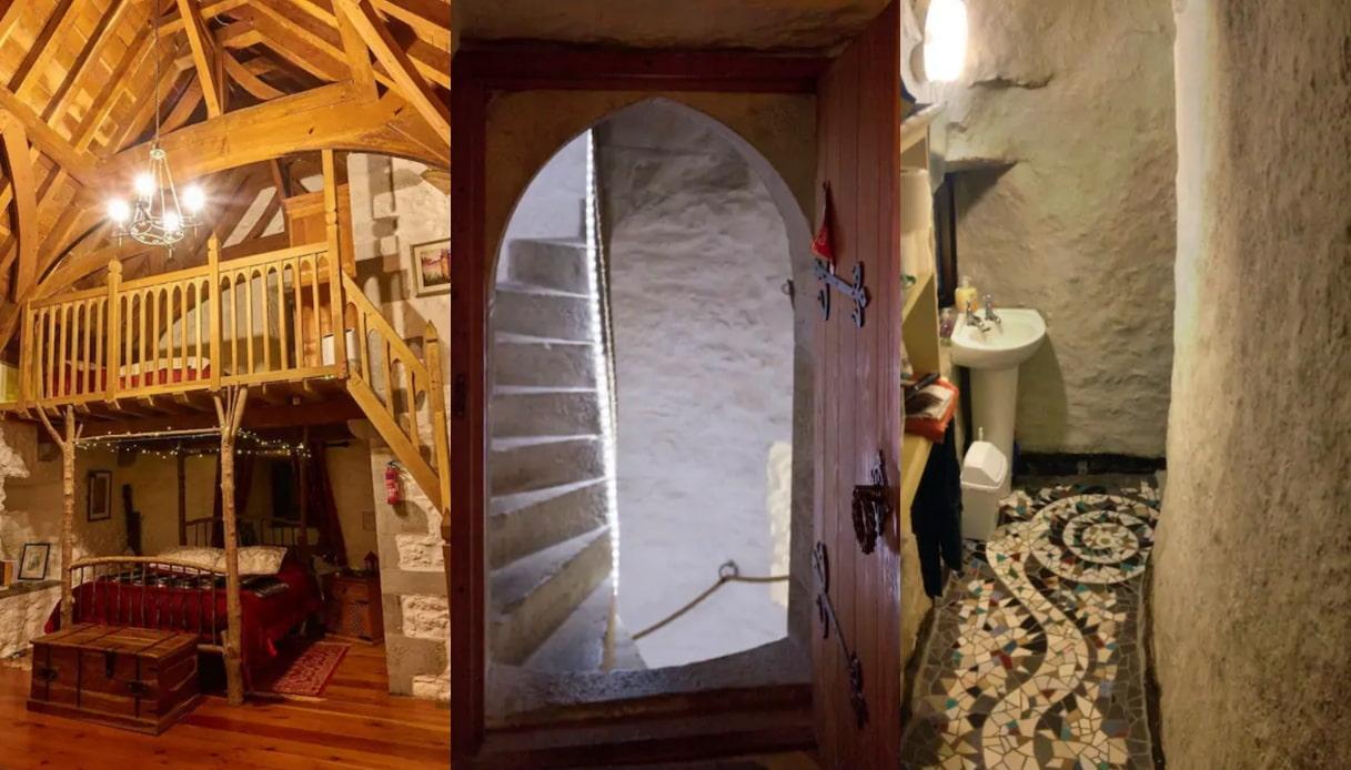 castello airbnb