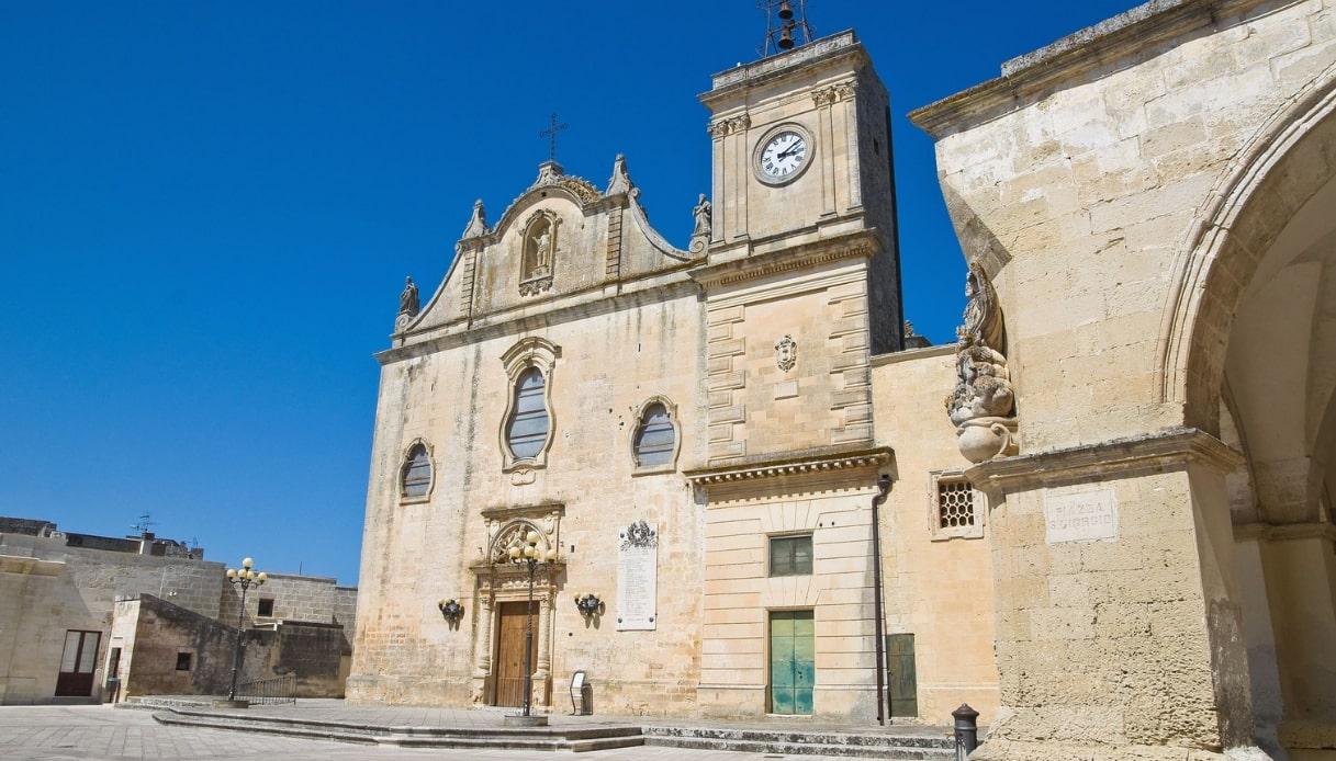 chiesa san giorgio melpignano