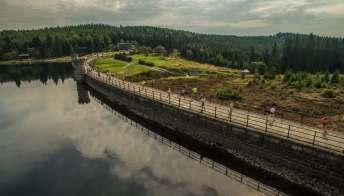 Běhej Lesy, la maratona che passa tra i boschi della Repubblica Ceca