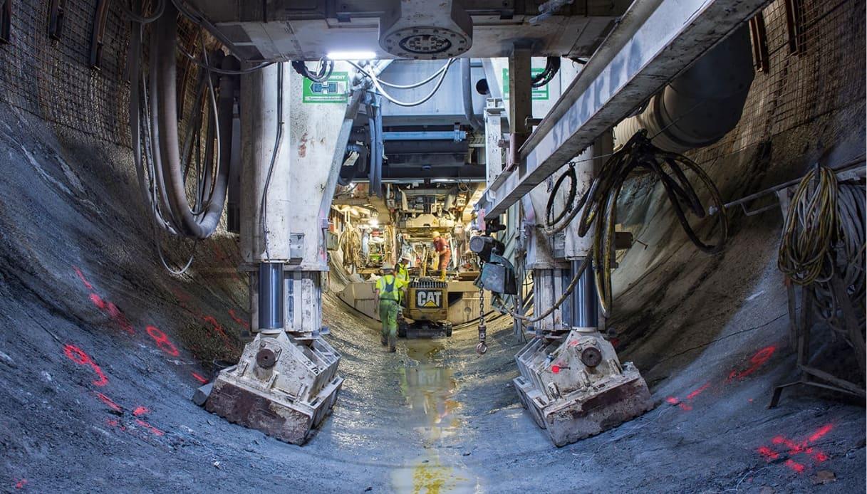 Dal Brennero alla Tav: i cantieri delle grandi opere sono visitabili