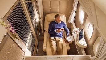 La migliore compagnia aerea del mondo del 2019 è Emirates