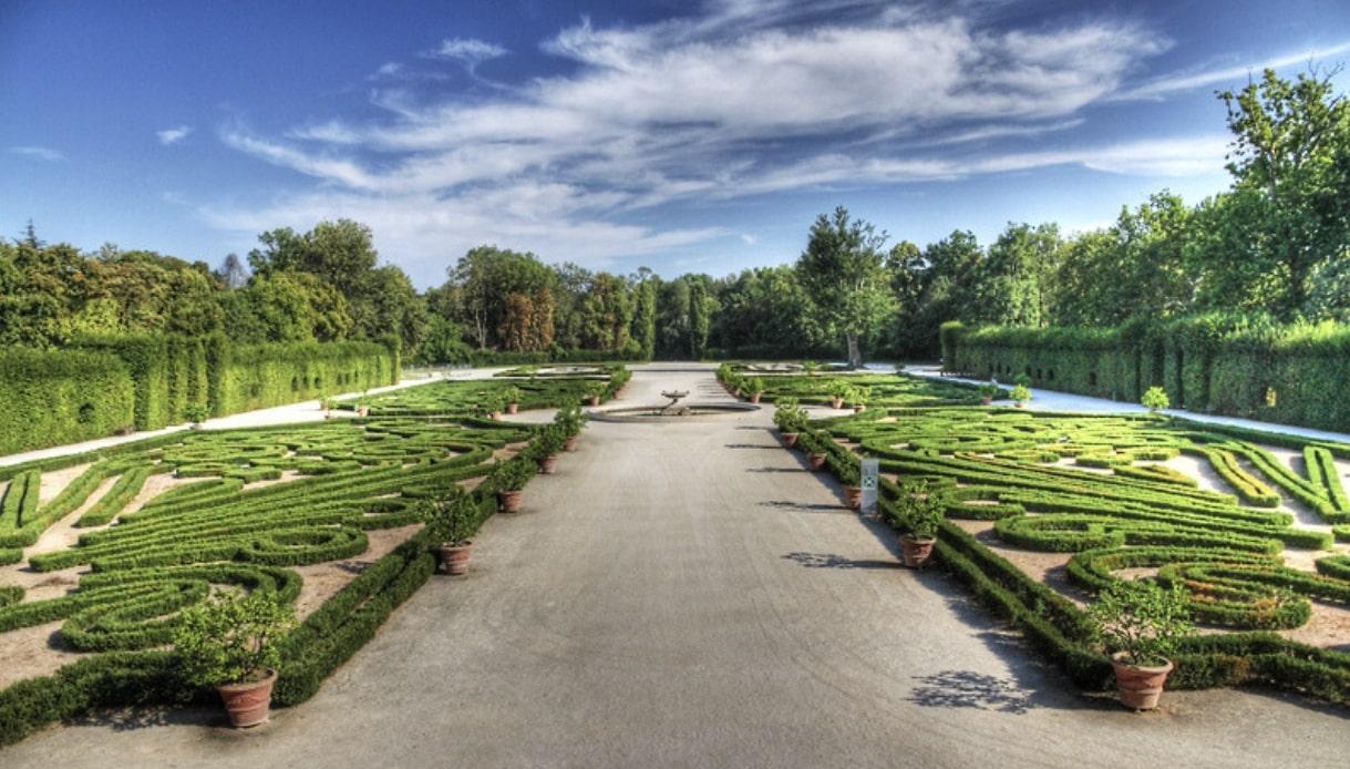 giardini colorno