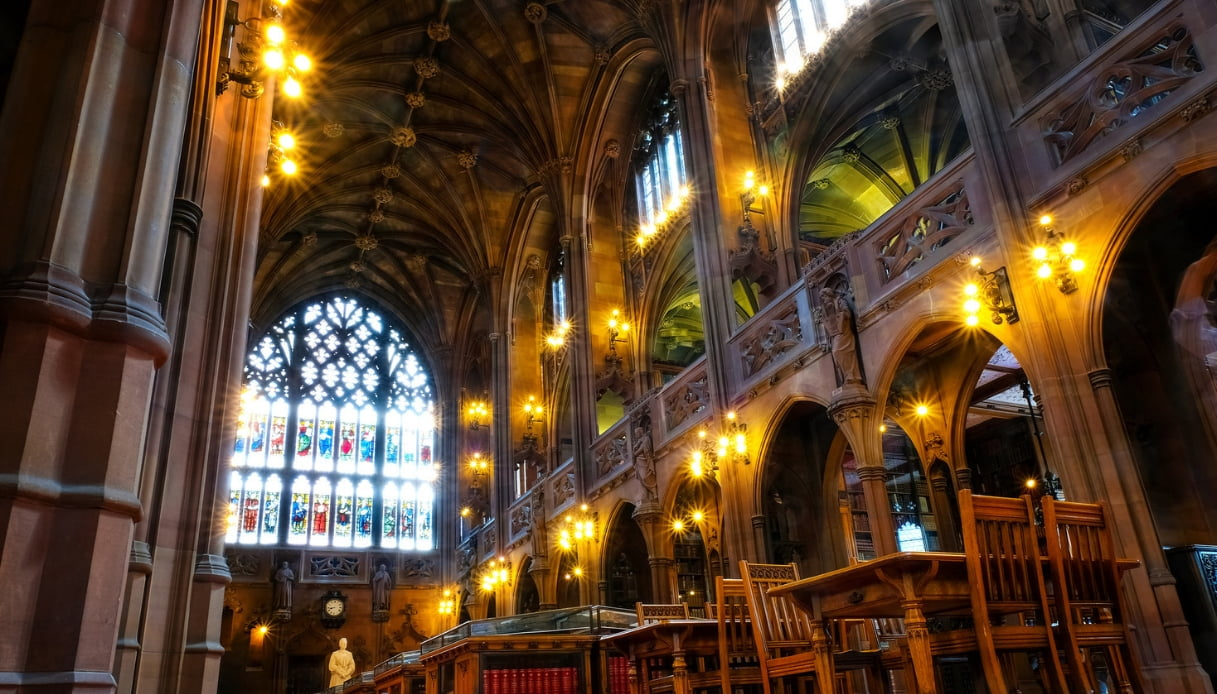 John Rylands Library - Manchester