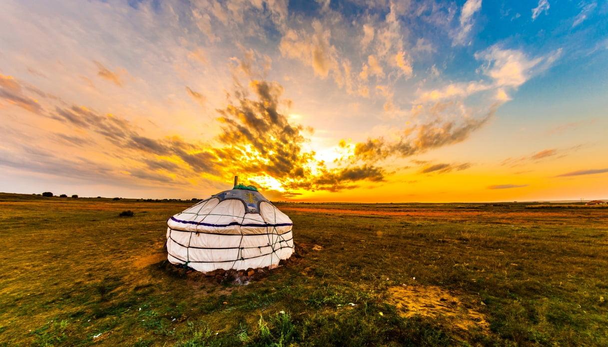 Mongolia - Yurta