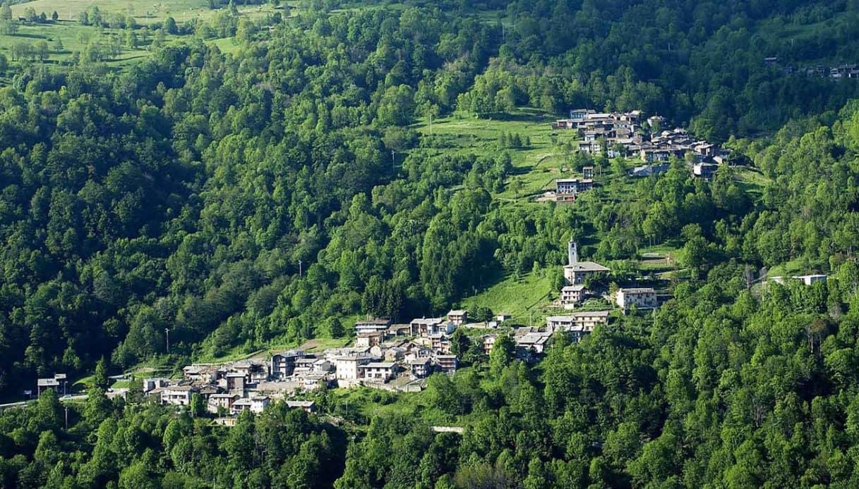 Ostana, il più piccolo borgo più bello d'Italia