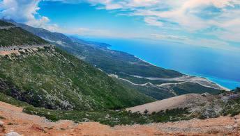 In Albania c'è una delle strade panoramiche più spettacolari d'Europa