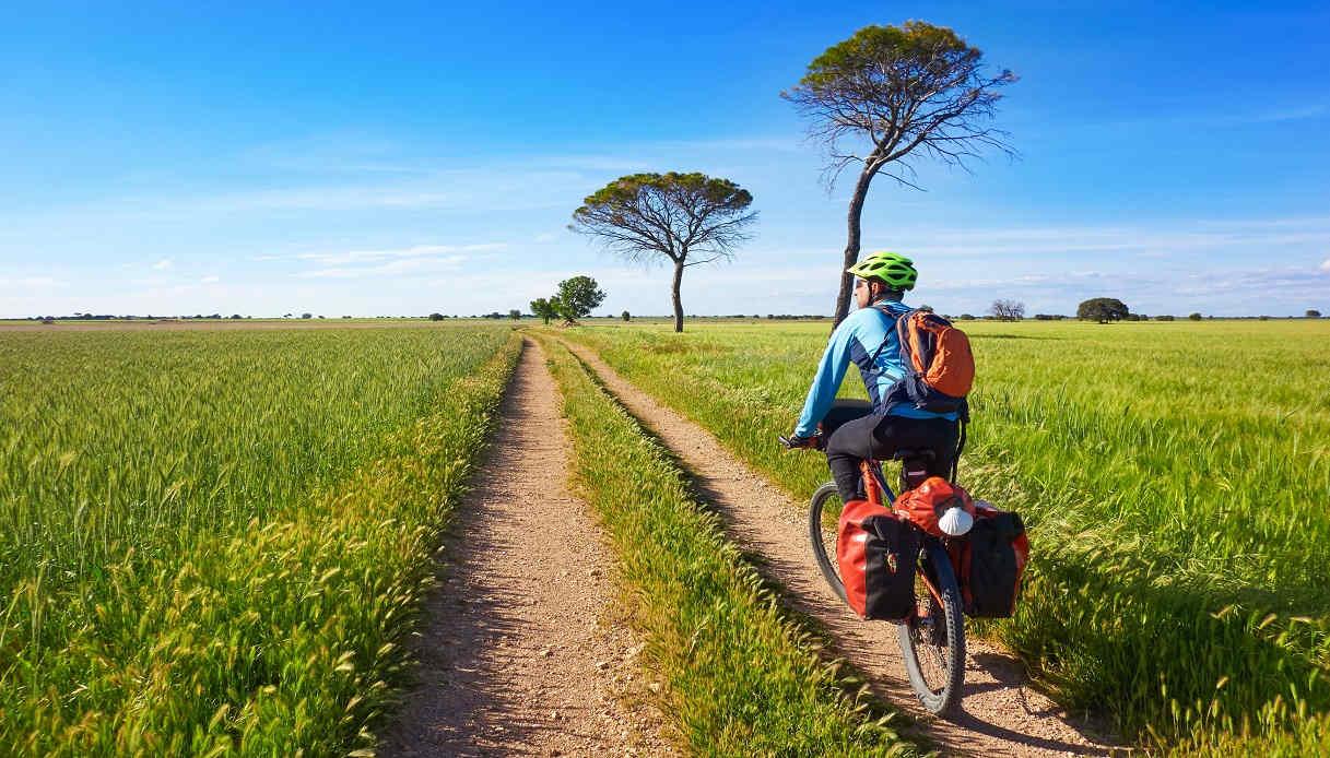 Cammino di Santiagio in bicicletta