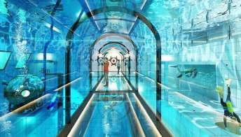 In Polonia sta per aprire la piscina più profonda del mondo