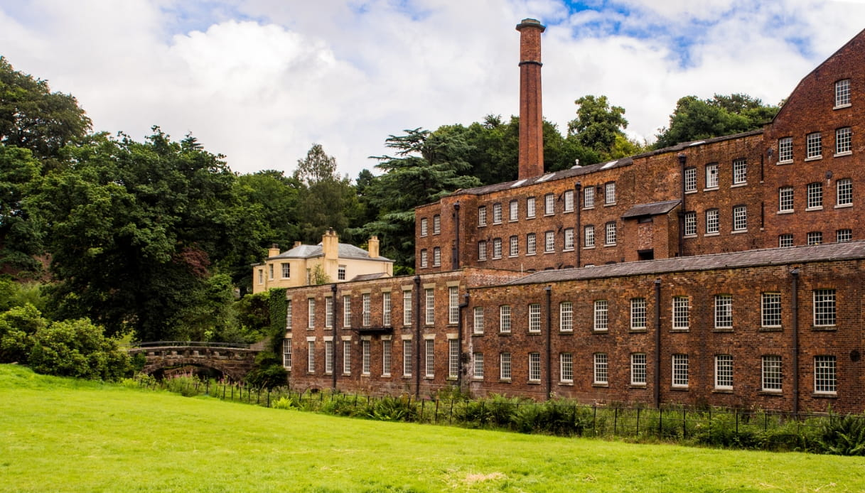 Quarry Bank Mill - Manchester