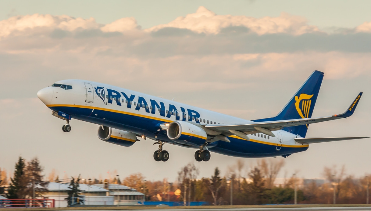 Come fare il check in online con Ryanair