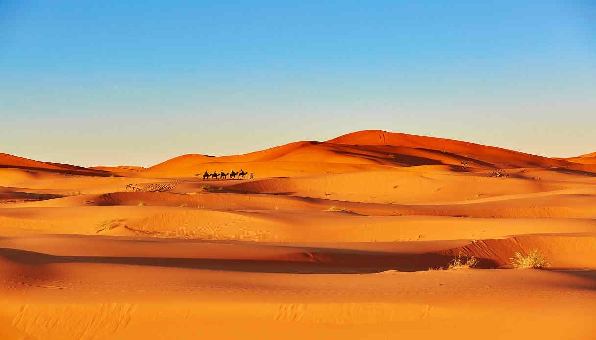 Deserti del mondo
