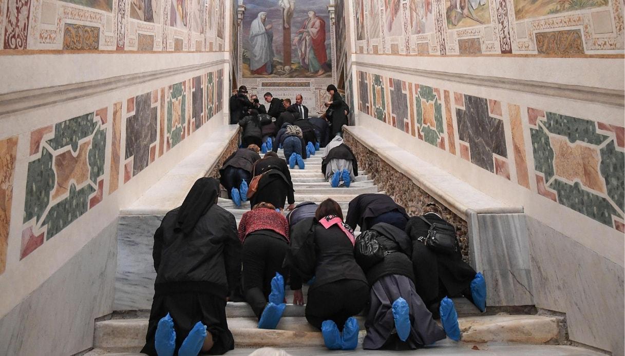 scala santa roma fedeli