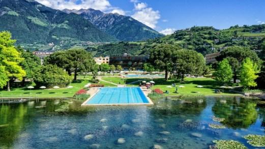In treno alle terme: le località del wellness in Italia