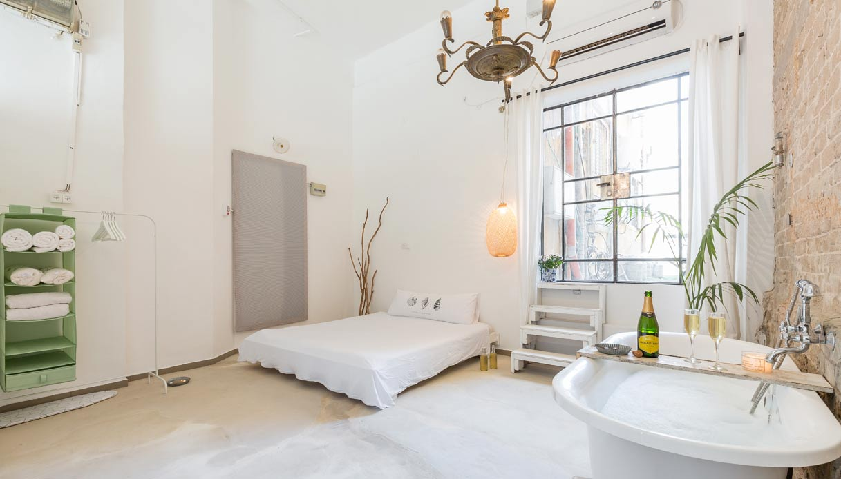 airbnb-tel-aviv-appartamento-bauhaus