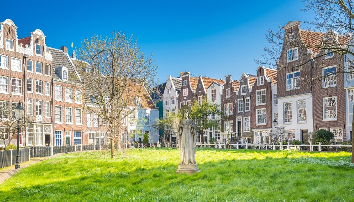 Amsterdam - Begijnhof