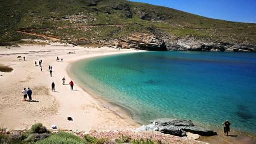 Sull'isola di Andros, le Cicladi che non t'aspetti