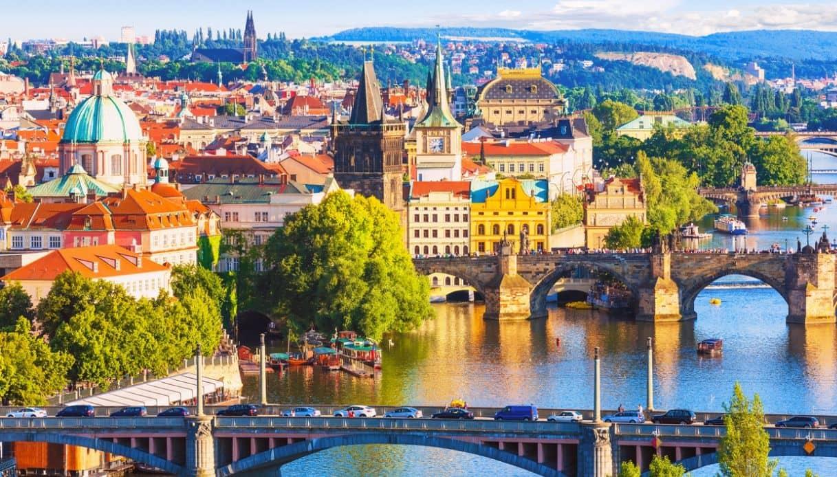 Giro del mondo in treno: Austria, Repubblica Ceca e Germania
