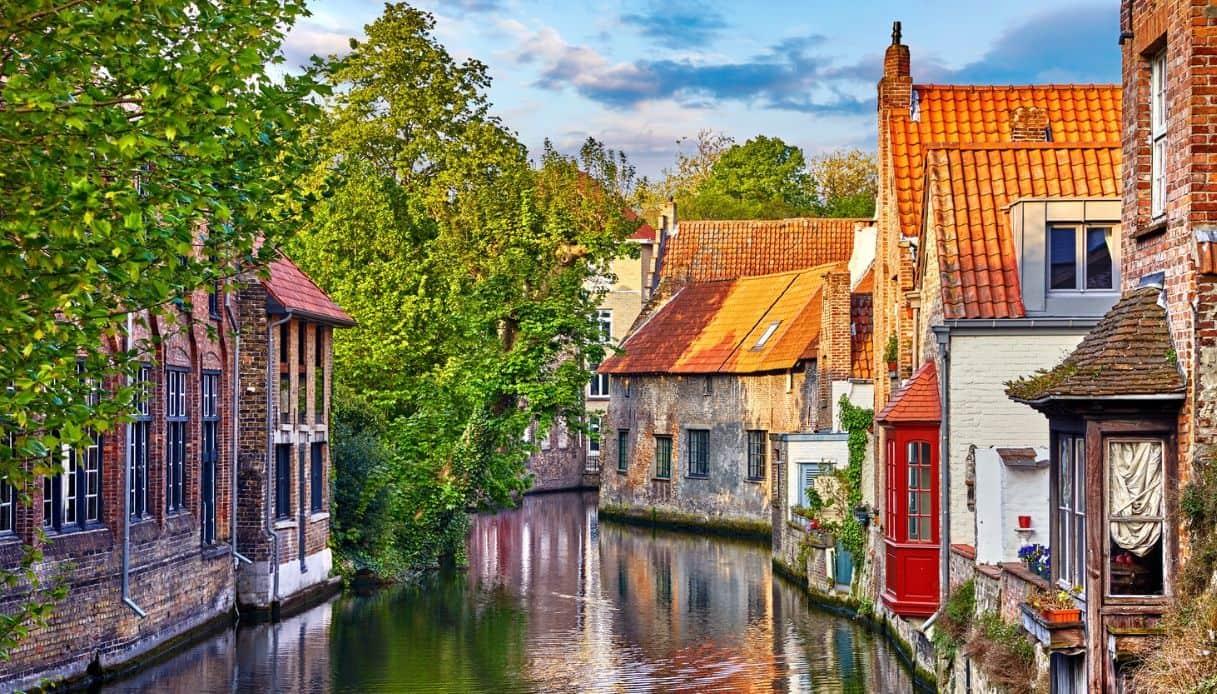 Belgio, le più belle città d'arte delle Fiandre: Bruges