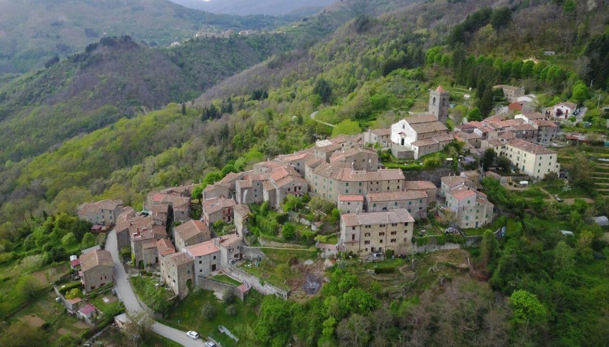 Calamecca, il borgo ritrovato sull'Appennino toscano