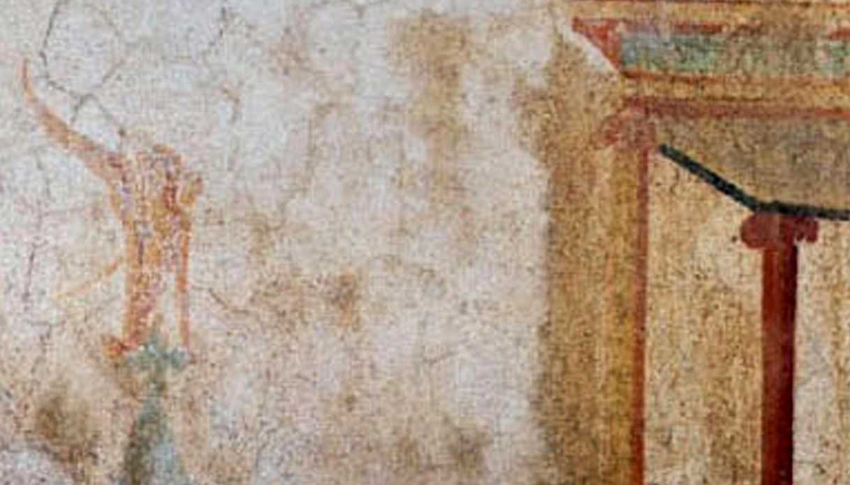 Domus Aurea - Sala della Sfinge