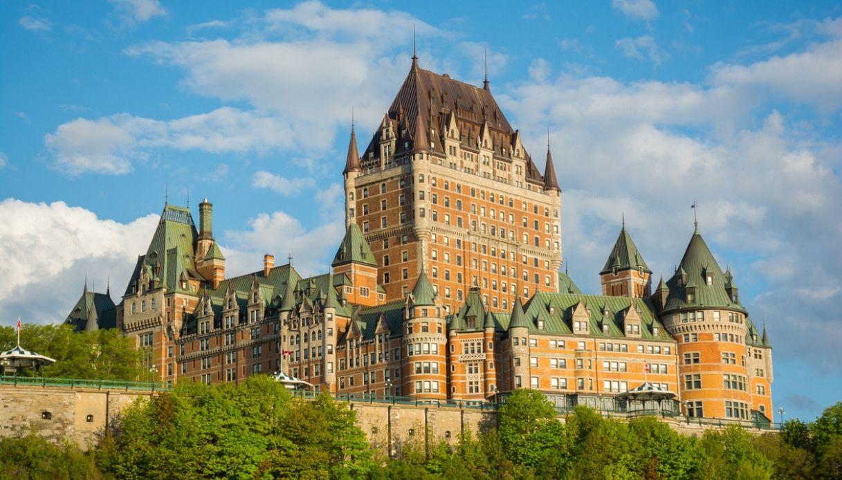 È lo Château Frontenac l'hotel più fotografato al mondo