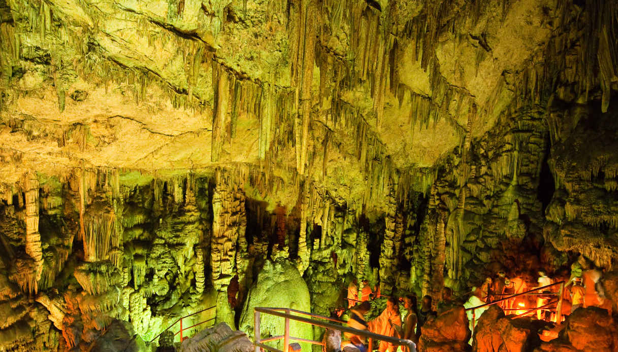 Grotta di Zeus a Creta