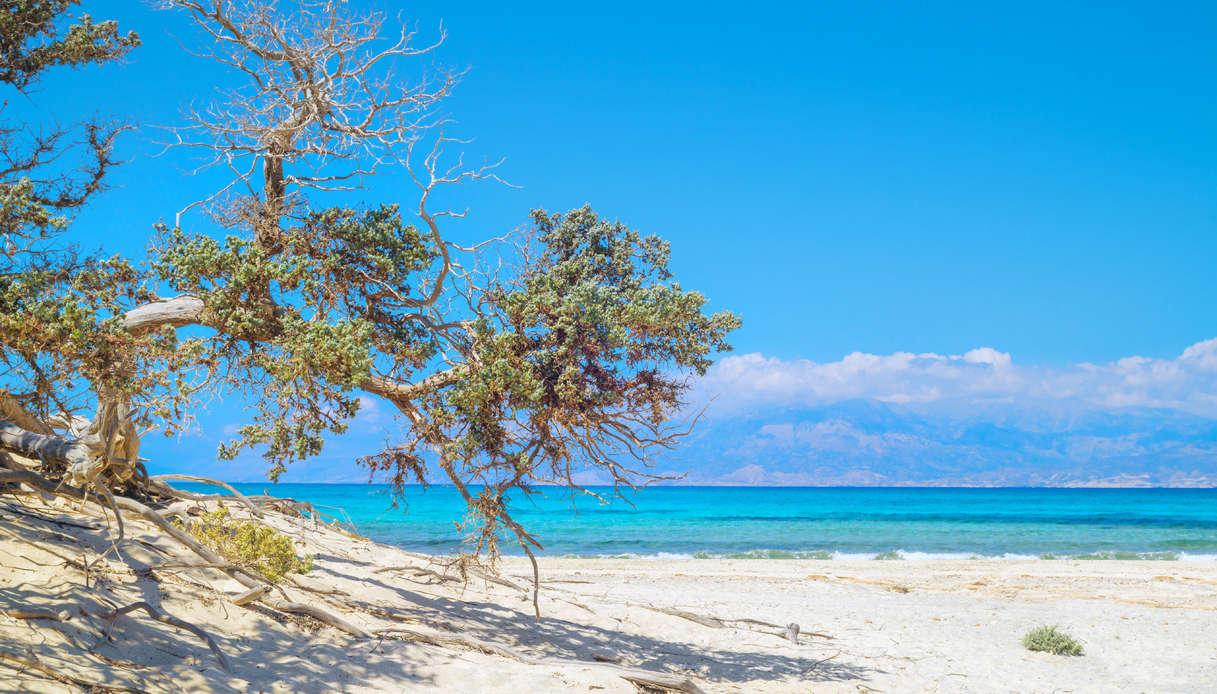 Escursioni a Creta: l'isola di Chrissi