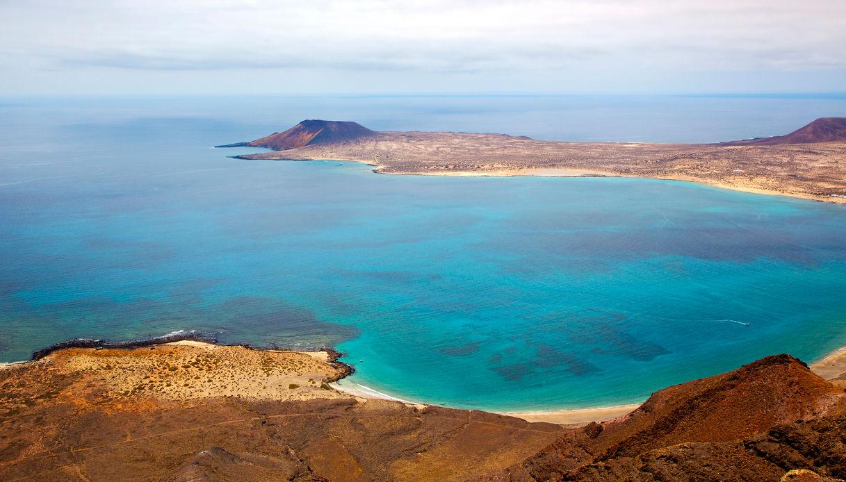 Isola La Graciosa, Canarie