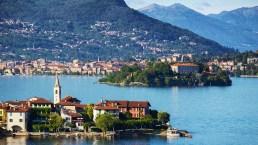 Il treno a vapore del Lago Maggiore e delle Isole Borromee