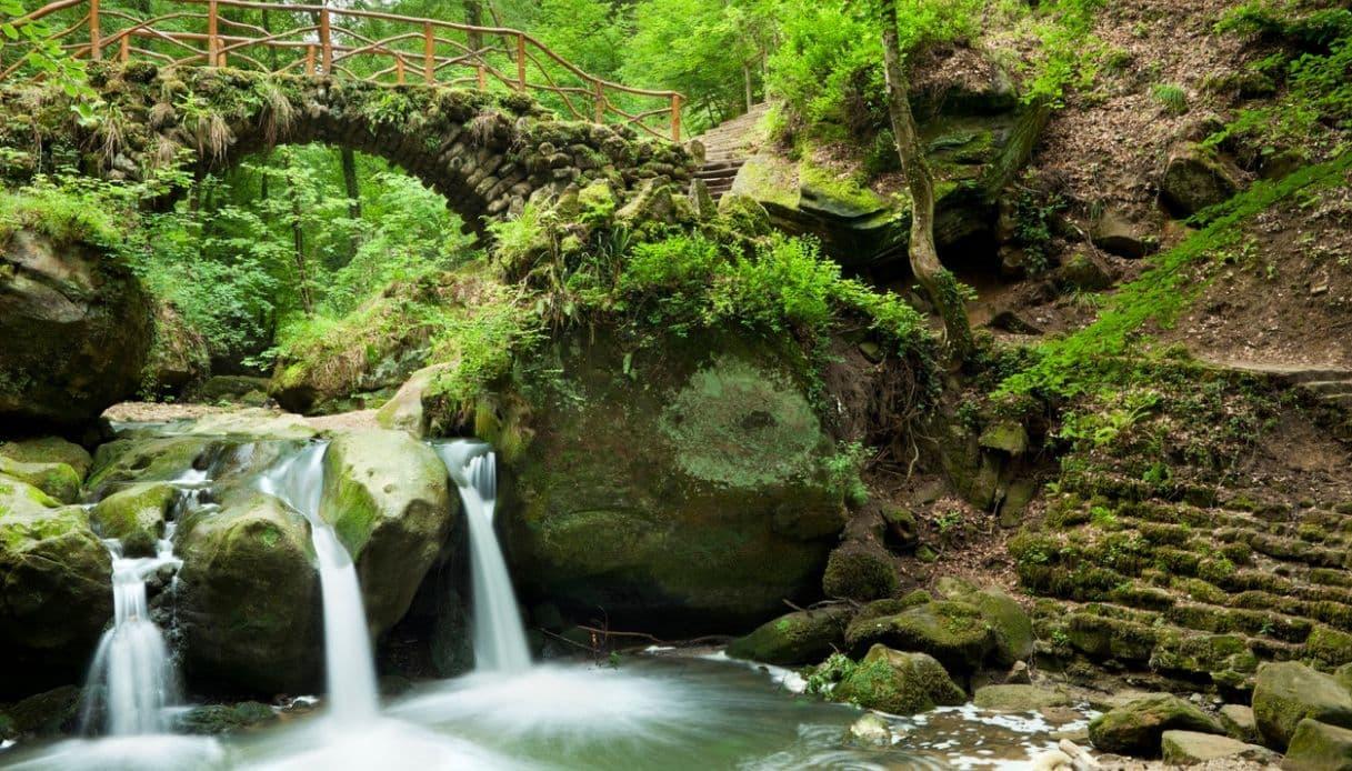 "Mullerthal, la paradisiaca ""piccola Svizzera"" del Lussemburgo"