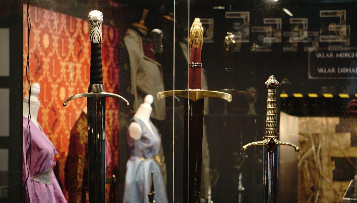 Museo Trono di Spade
