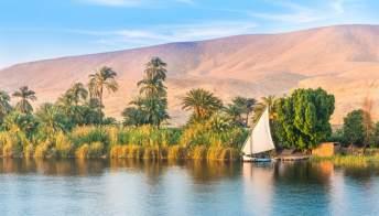 Crociera sul Nilo tra le piramidi d'Egitto e i misteri dei faraoni