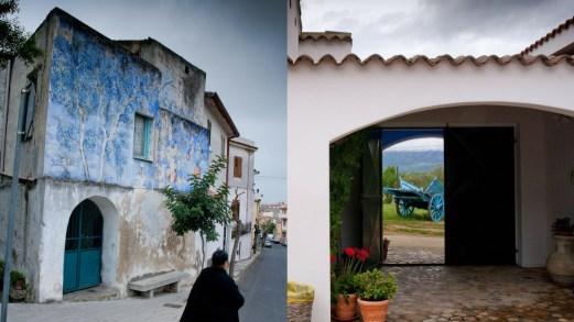 Oliena, il borgo della Barbagia da cui partire per splendidi trekking