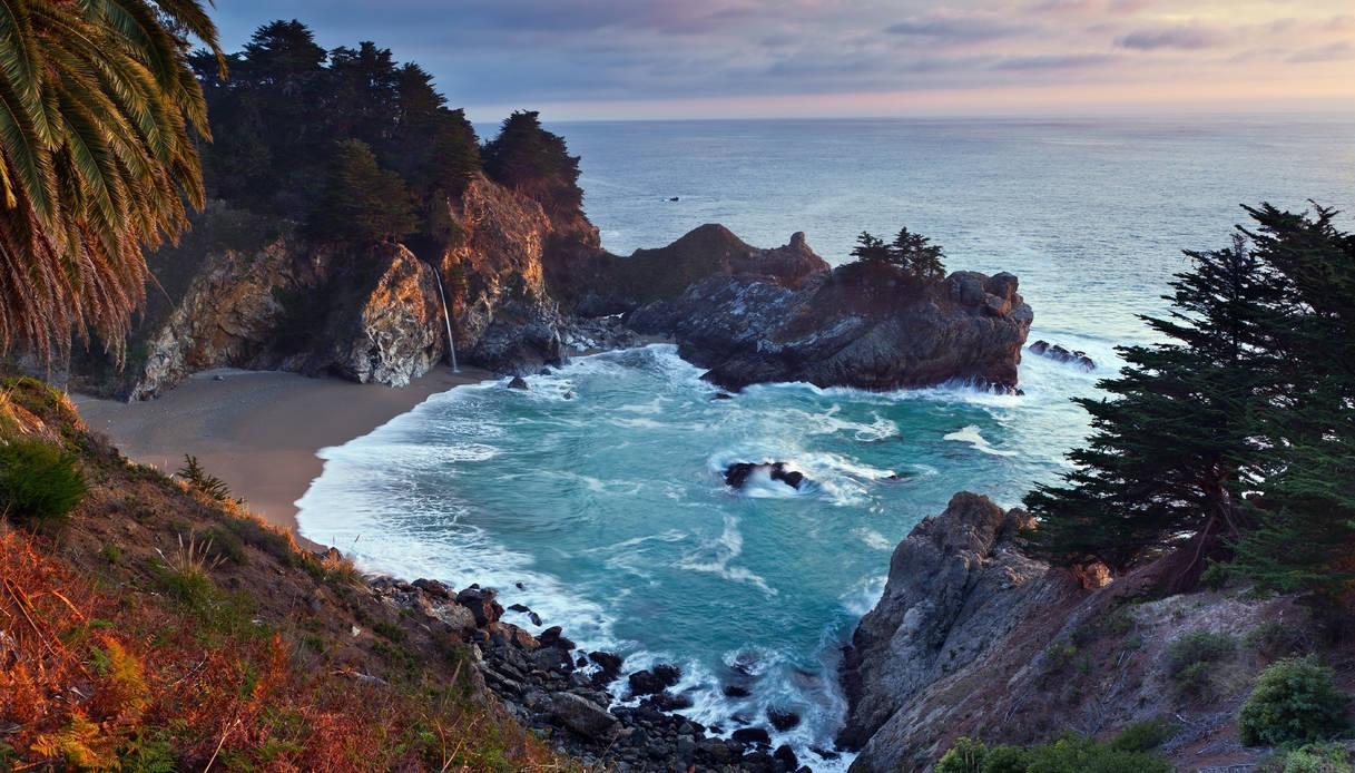 Le spiagge migliori di Big Sur
