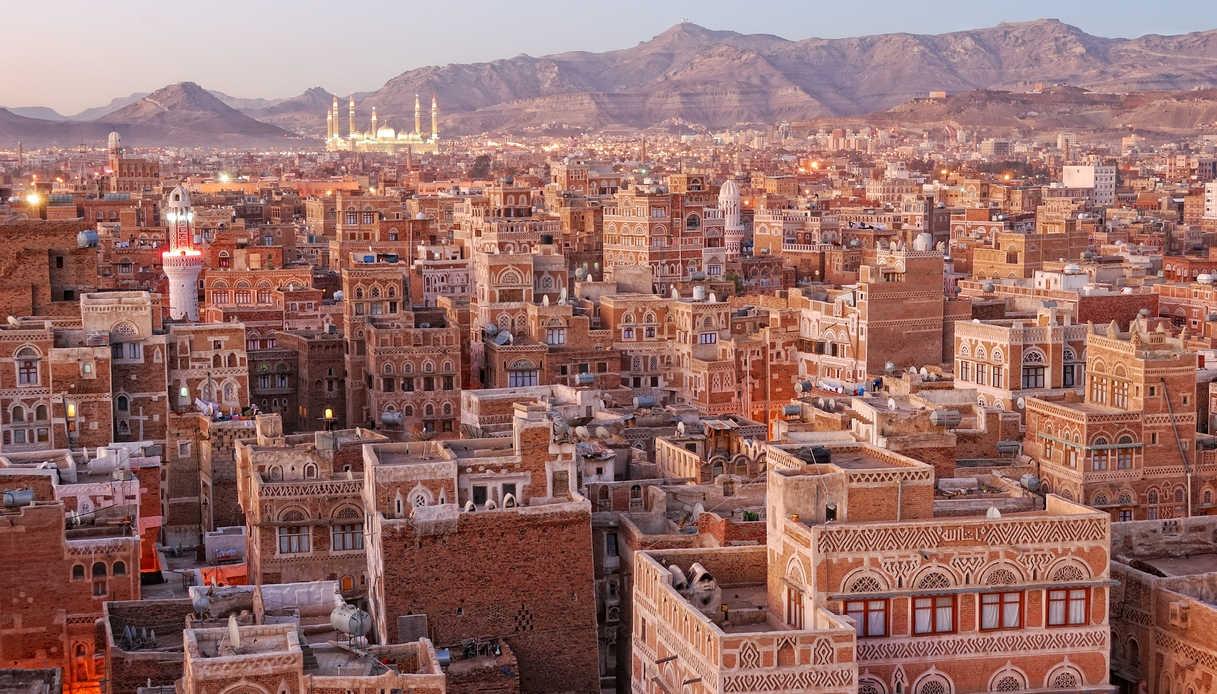 Cosa vedere in Yemen, la capitale San'a