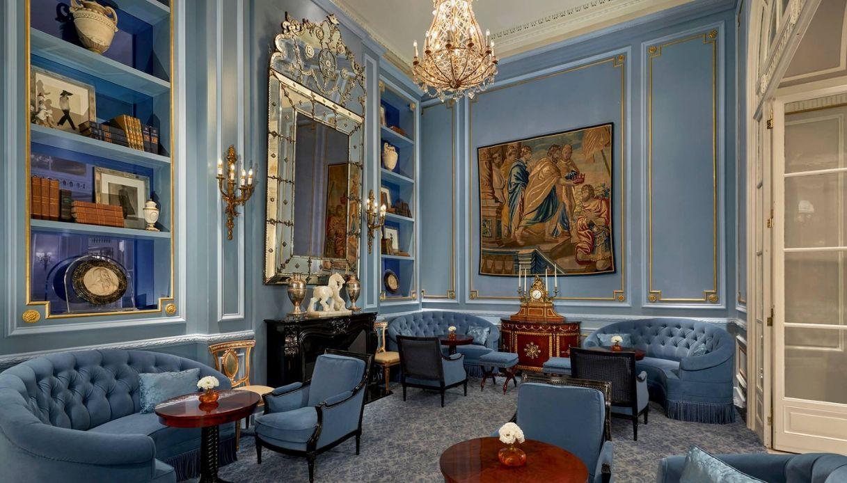 Roma - St Regis Hotel