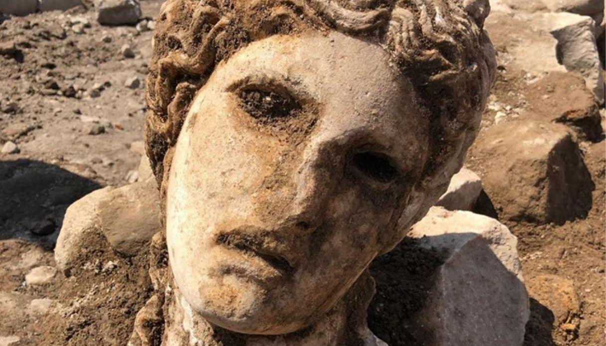 Statua Dioniso Roma