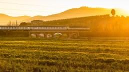 In treno, attraverso le specialità gastronomiche d'Italia