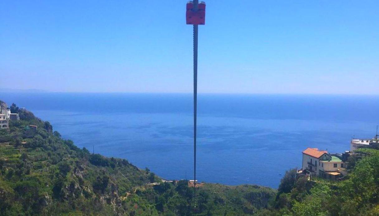 Zip Line Costiera Amalfitana