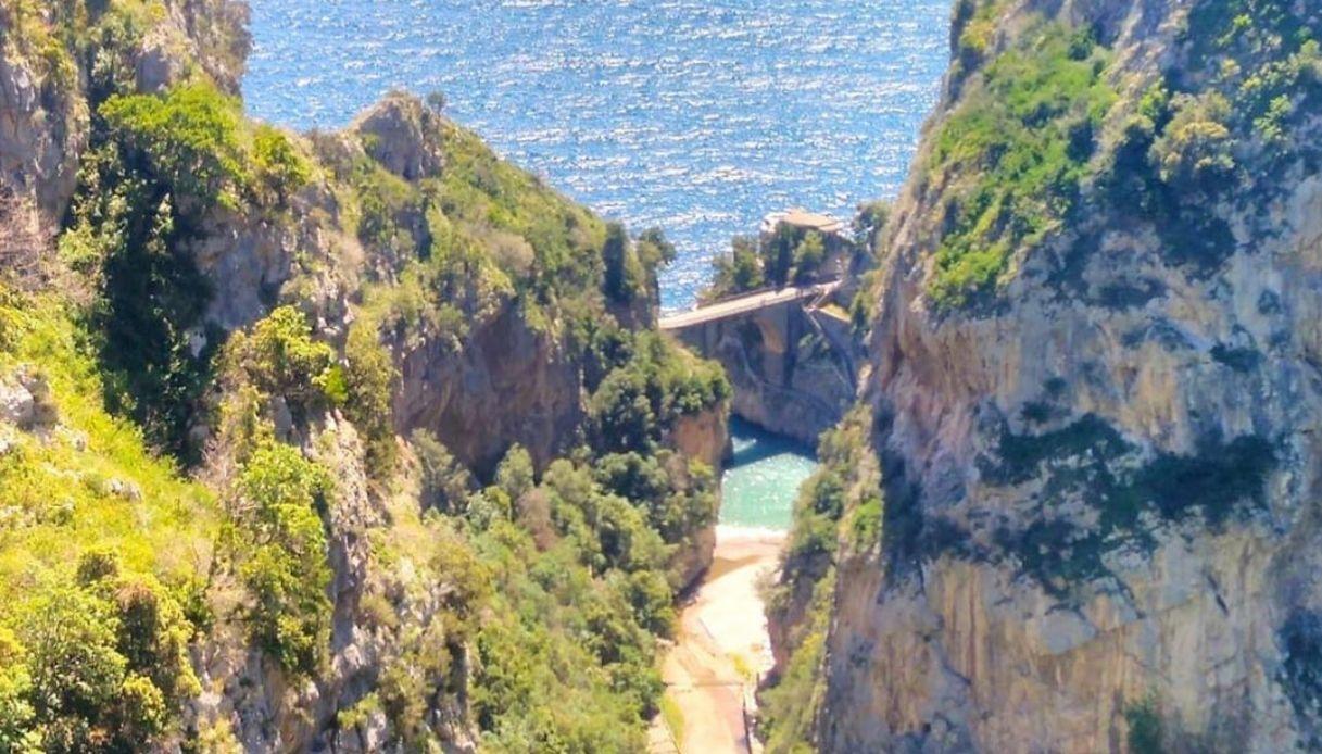 Zip Line Furore - Costiera Amalfitana