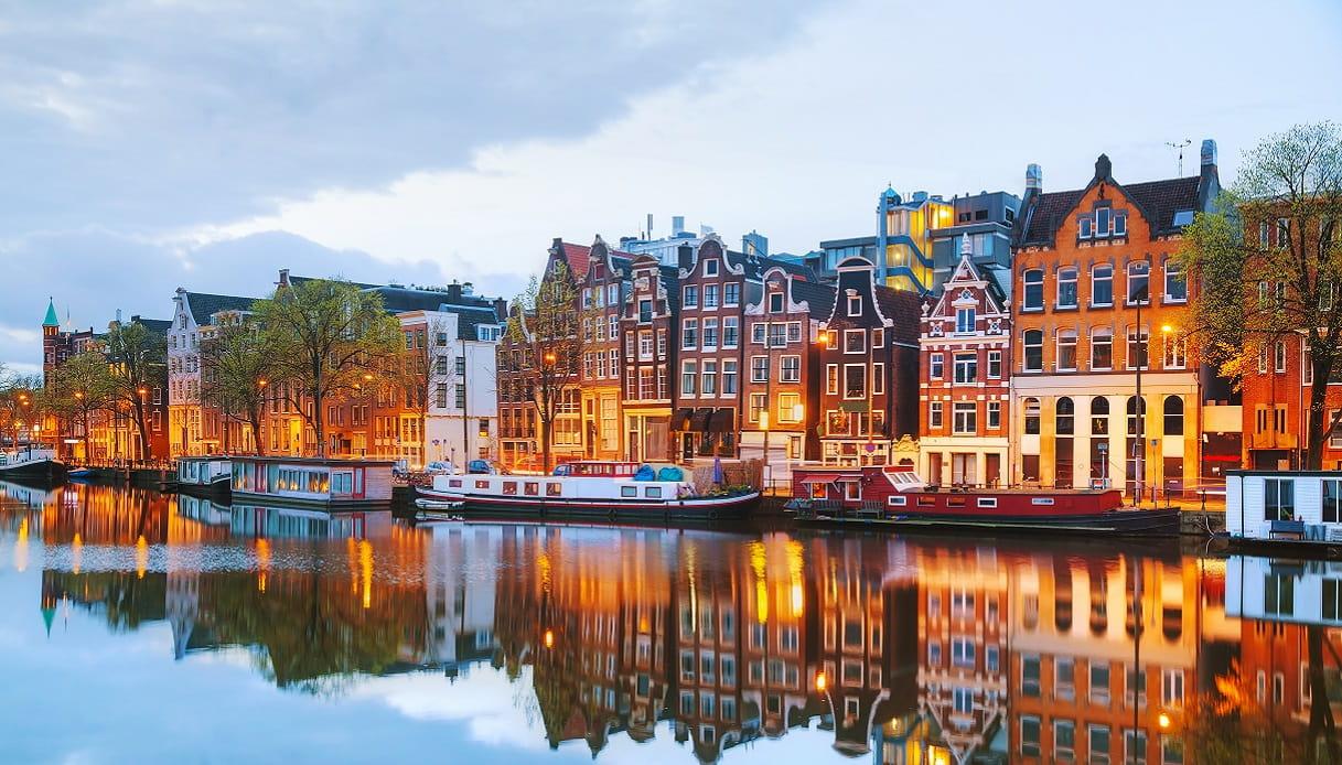 Vacanza ad Amsterdam