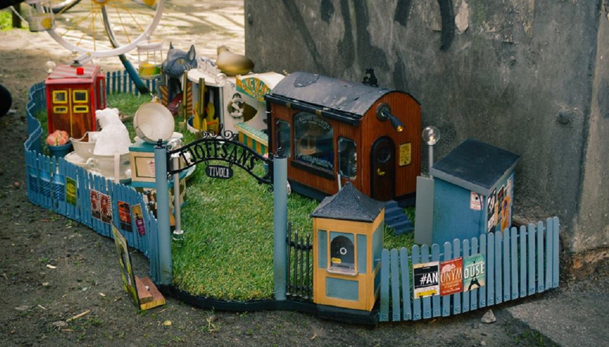 Mini luna park