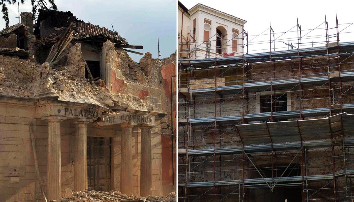 aquila-terremoto-Palazzo-Governo
