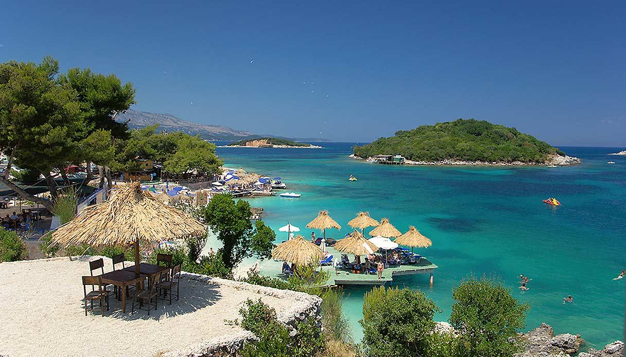arcipelago-isole-Ksamil-albania